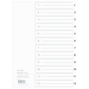 Pärm register 1-12