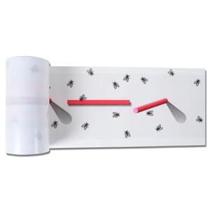 Flugfällan Gardinen S 1 rulle 0,1 x 6 m